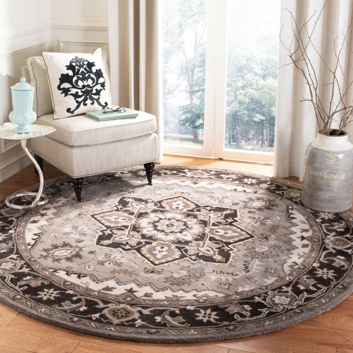 The Royalty Collection Features Brilliantly Styled Hand Tufted Wool Rugs This Collection Is Aptly Named As They Truly Oriental Wool Rugs Rugs Exquisite Rugs