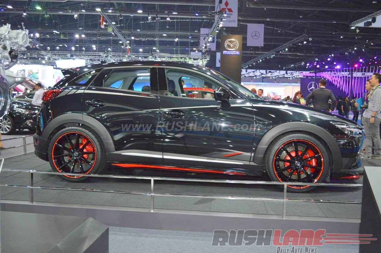 2017 mazda cx 3 grand touring review australia cars for you - Mazda Cx3 With Sporty Body Kits At 2016 Bangkok Motor Show