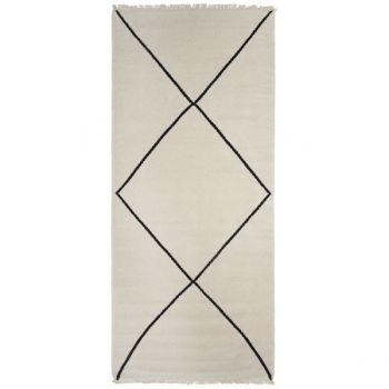 Neulanen rug, 90 x 200 cm Rugs on carpet, Rugs, Wool rug