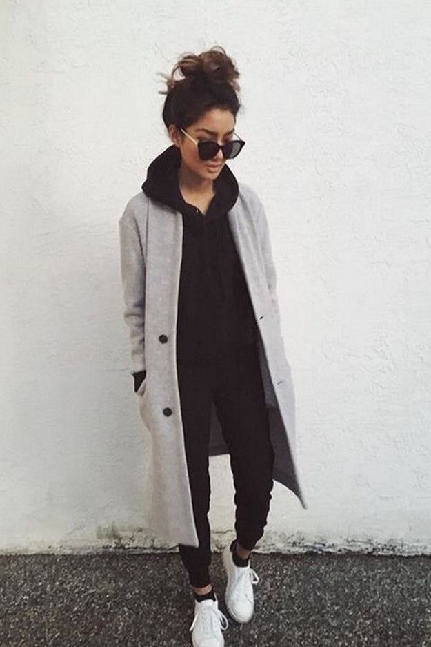 Simple Winter Outfits You Should Try This Year #casualwinteroutfits
