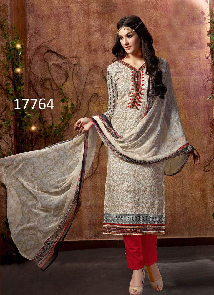 Pakistani Suit Salwar Designer Indian Dress Anarkali New Kameez ...