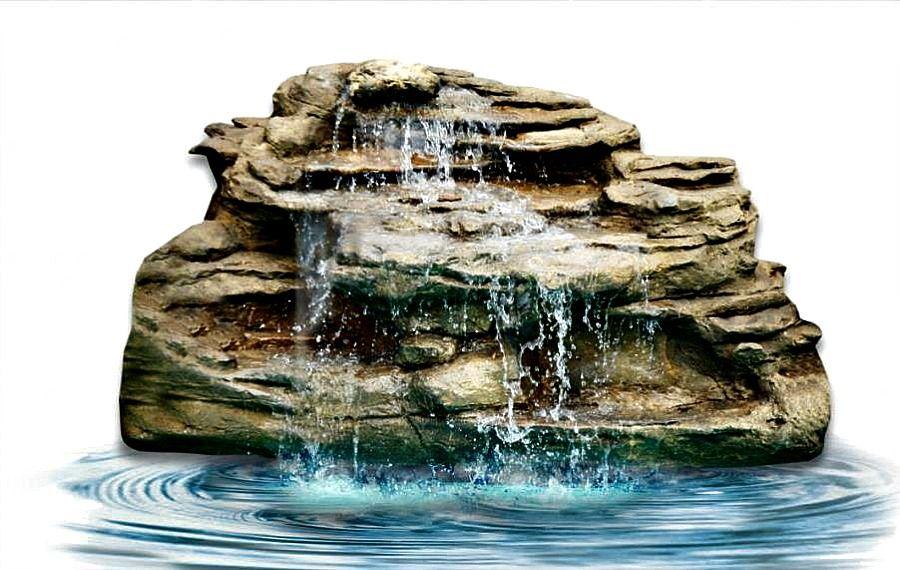 Lovely Garden Gnomes Etc Sells Spirit Swimming Pool Waterfalls Kits, Water  Features For In Ground Pools, Backyard Ponds, Pools U0026 Fake Rock Garden  Waterfalls.