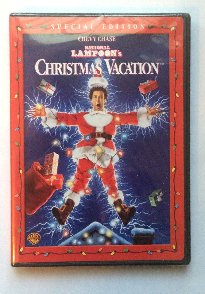National Lampoons Christmas Vacation (DVD, 2003, Special
