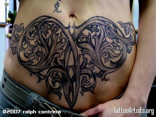 victorian « { Black And Grey Tattoos } - Tattoo Artists.org