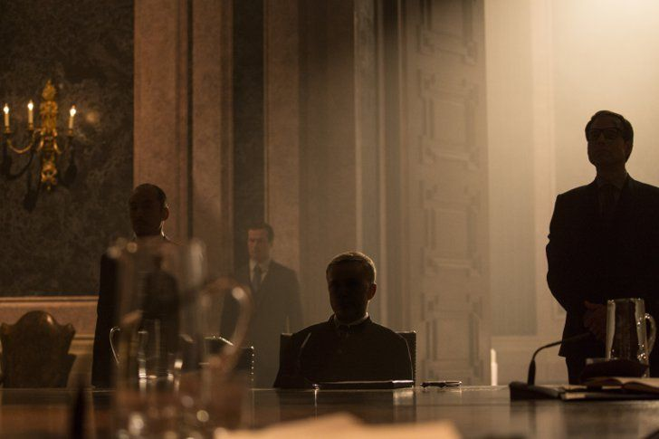 Pin for Later: These Spectre Pics Will Make You Stoked to See James Bond Again  Christoph Waltz plays Oberhauser, the film's villain.