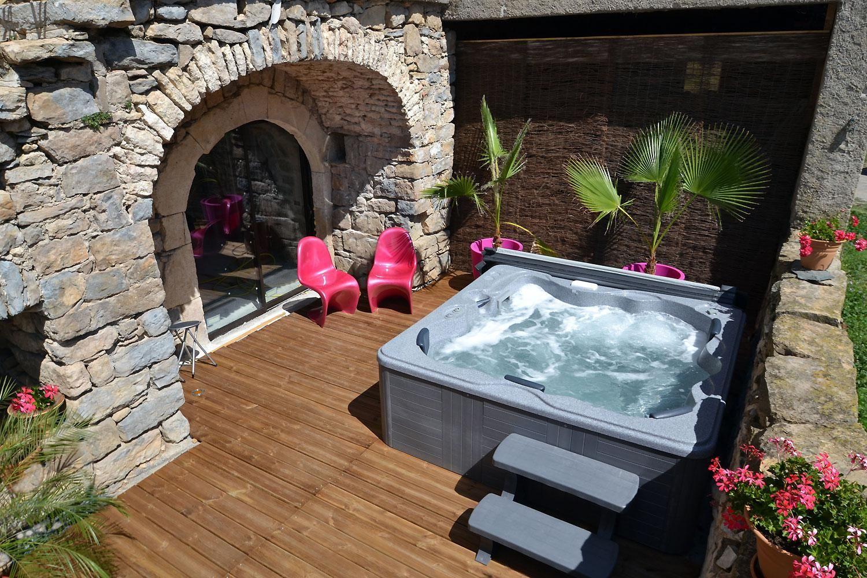 Location De Vacances De Luxe Et Gite Grande Capacite Avec Spa Et