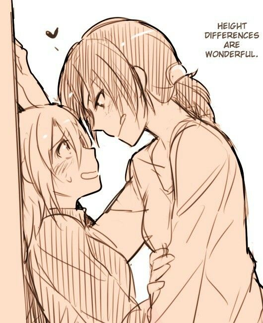 Yumikuri<< lesbian shit for you Anya are you happy now