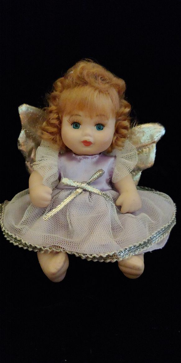 Vintage Tears Clown Doll Handcrafted Porcelain Doll Children Christmas Gifts