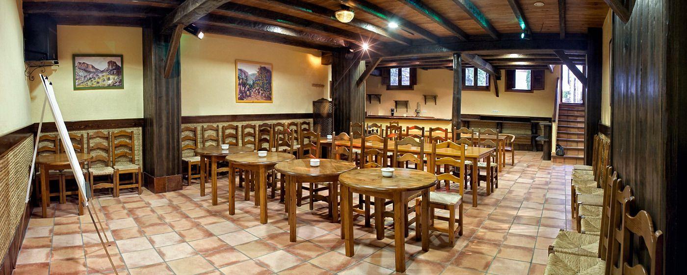 Salón multiusos Los Llanos.