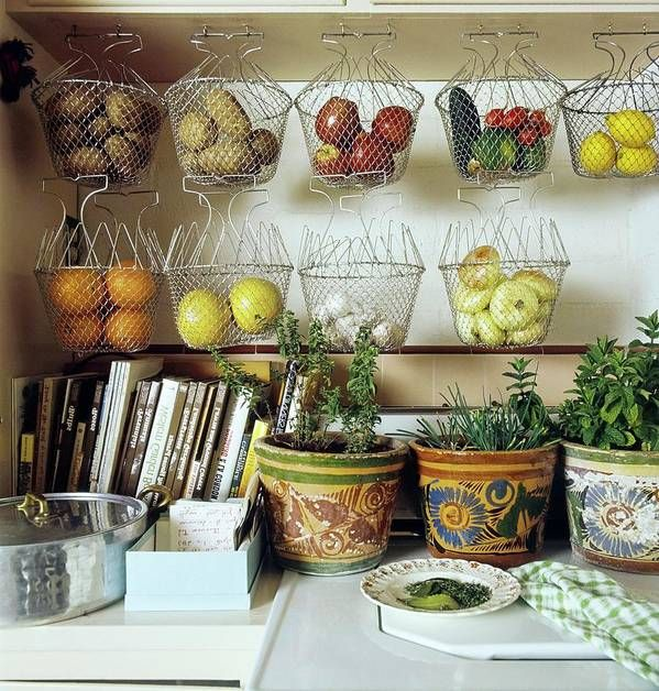 Joan Didion's Kitchen Art Print by Henry Clarke