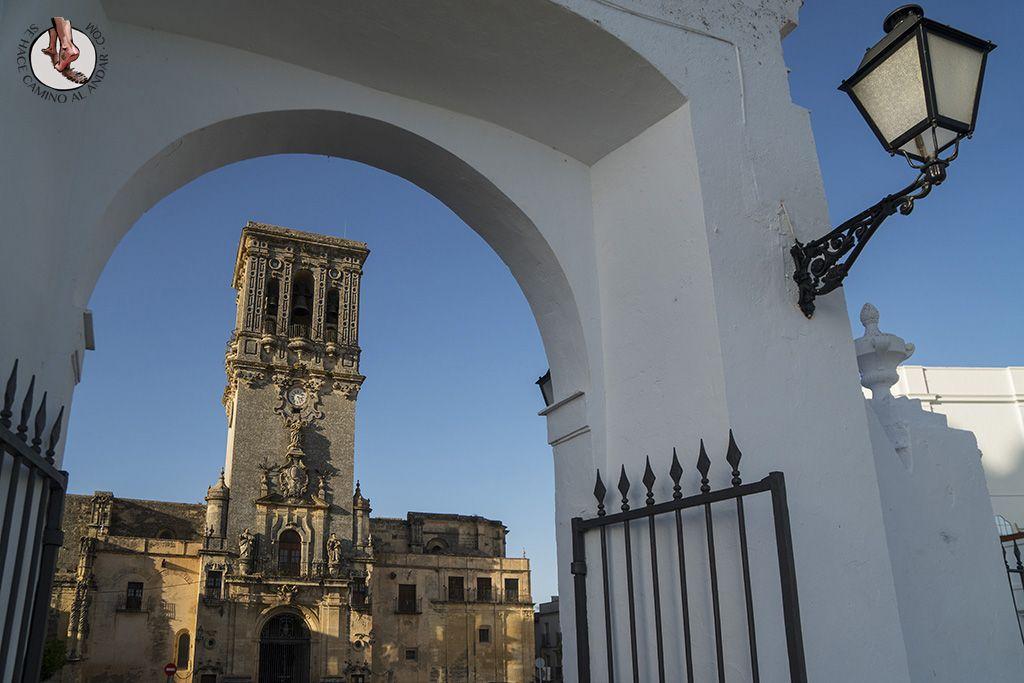 Arcos De La Frontera Plaza Cabildo Puertas De Entrada Fronteras Barrio Rojo