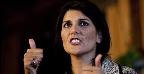 Elite Trumps Nikki Haley Just Blew The Doors Off The U.N. With .  sc 1 st  Pinterest & Elite Trumps: Nikki Haley Just Blew The Doors Off The U.N. With ...