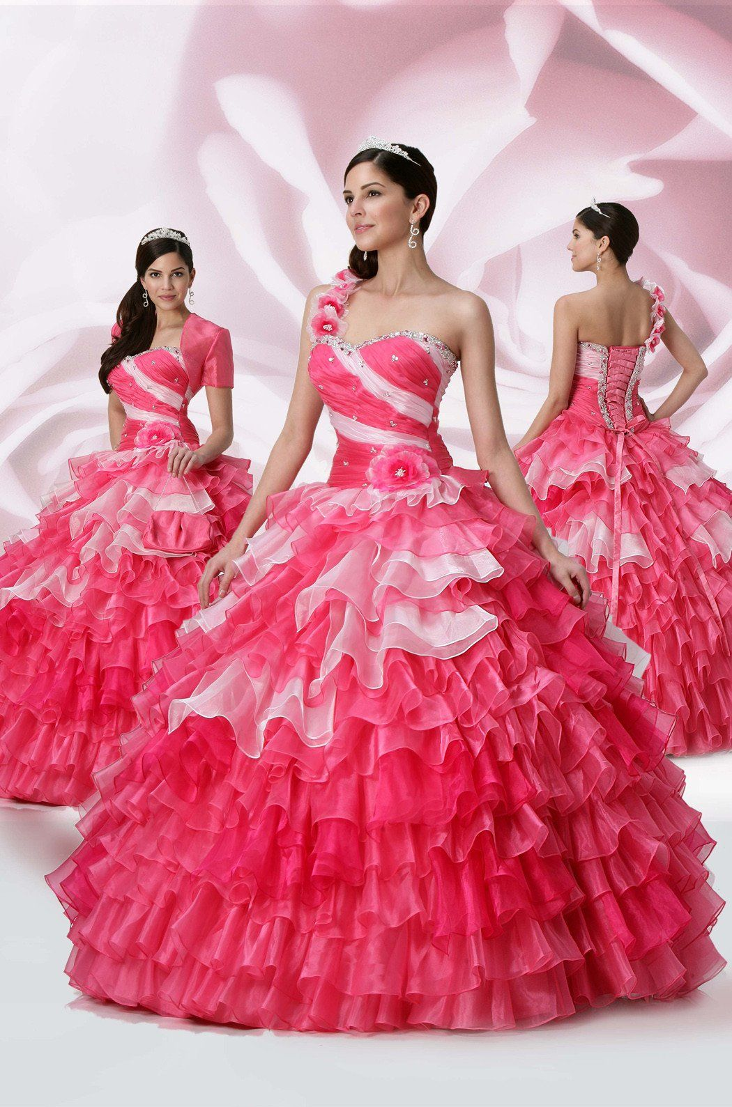 Q by DaVinci Quinceanera Dress Style 80049 | Princesas