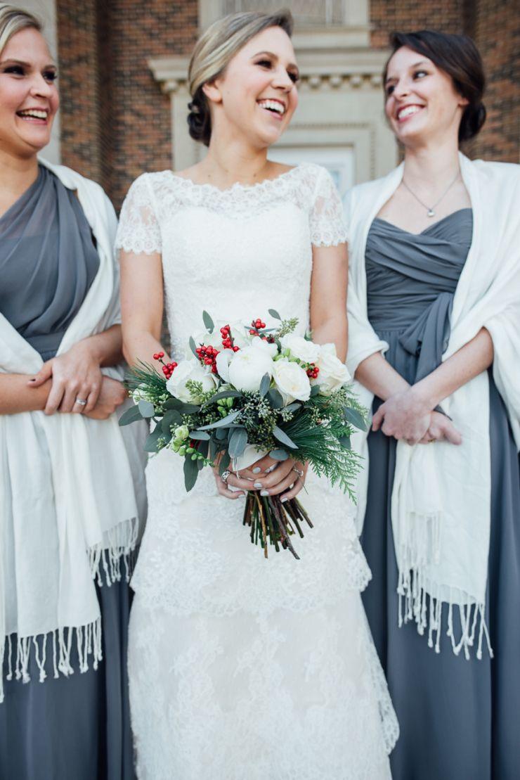 Brideu0027s Bouquet | Memphis, TN Winter Wedding | Wedding Photography And  Videography | ©Cameron