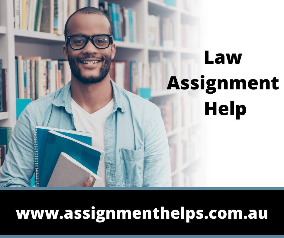 Get % Unique Law Assignment Help