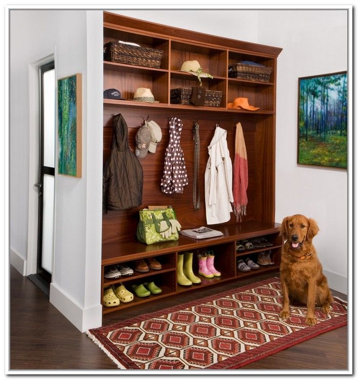 Mudroom Storage For Shoes : Mudroom storage ideas google search utility room