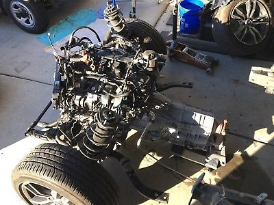 2016 Mustang 2 3 Ecoboost Engine 6sp Auto Swap Kit With Images