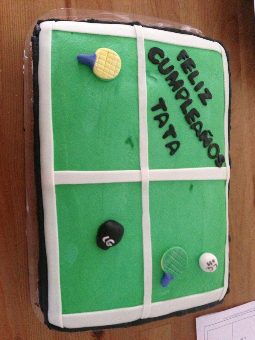 Ping pong cake Cupcake cakes, Cake