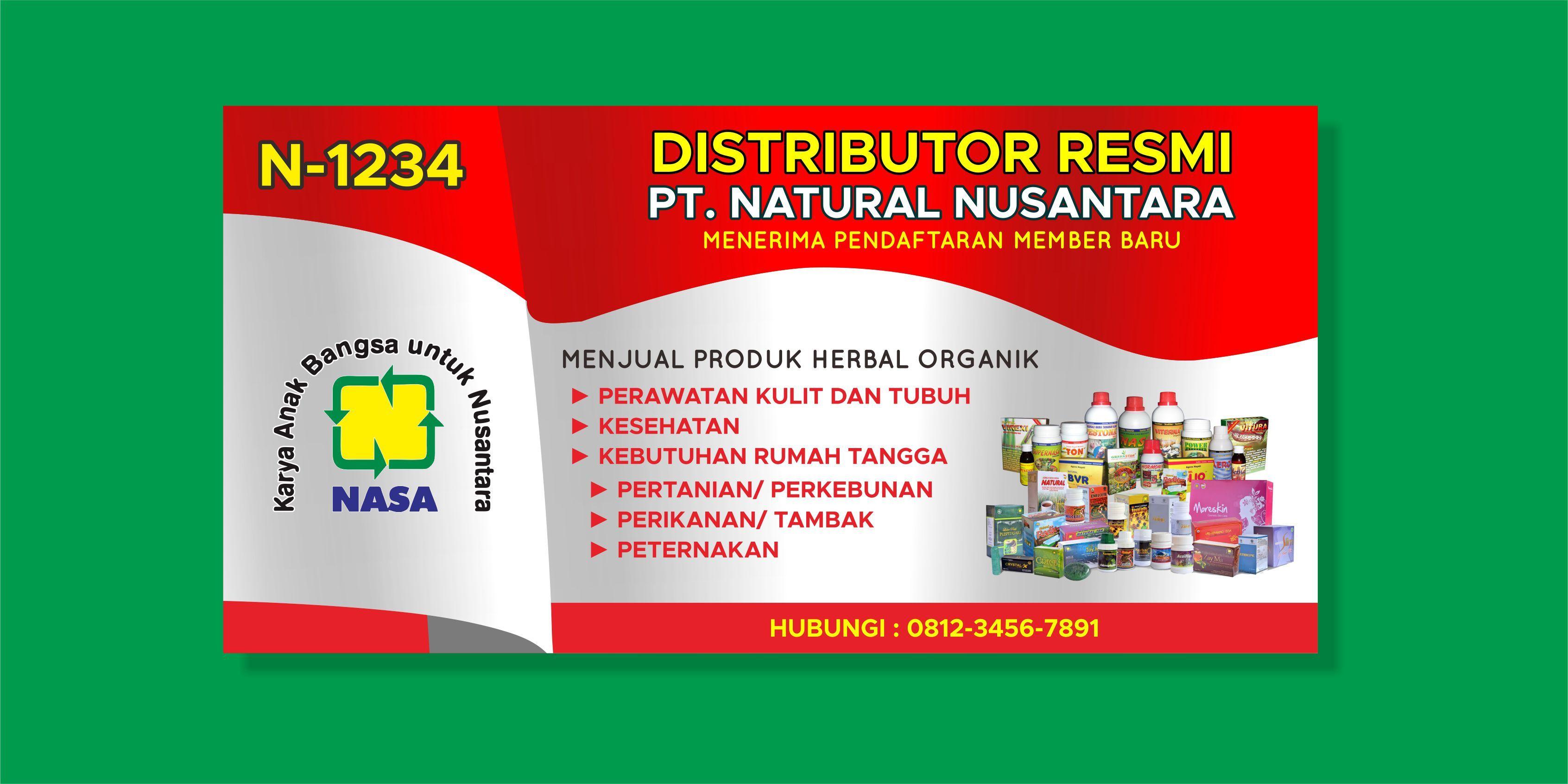Download Template Banner Spanduk Nasa Cdr 8 Spanduk Desain Banner Kesehatan Anak
