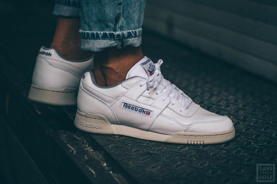 Reebok Workout Plus R12 White | Herren | Sneaker | Save
