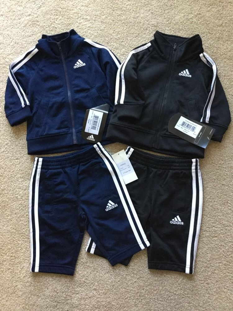 cc14e7dda baby  boy  adidas outfit lot 3 months twins from  25.0