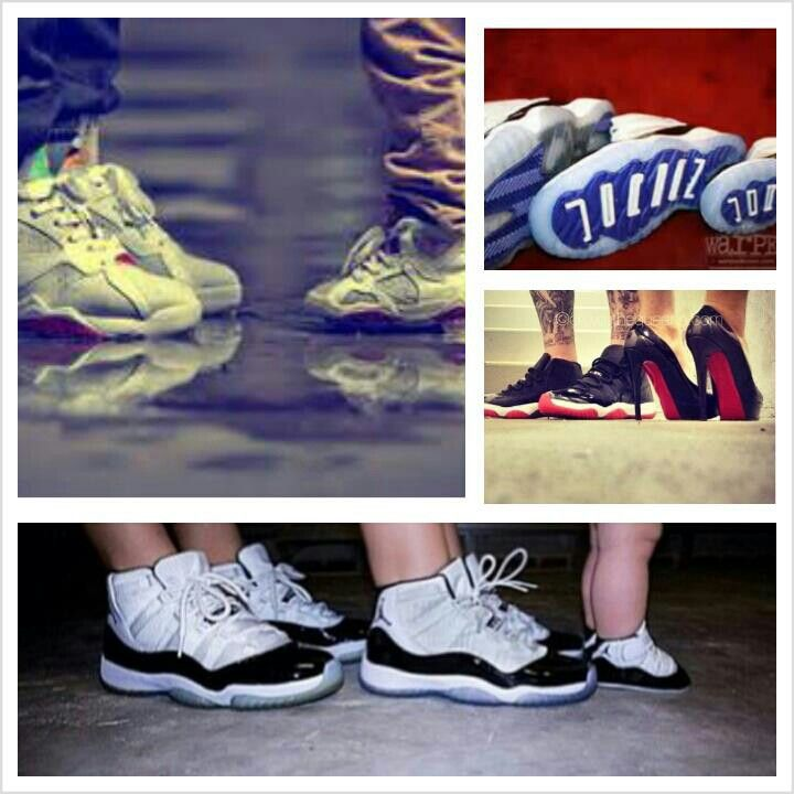7a2b0a0ec534 Couple of Hare 7 s   Family of Concord 11 s and Bred 11 s