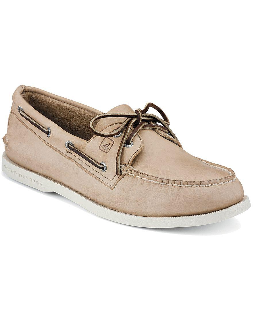 Men S Authentic Original A O Boat Shoe Sperrys Best Shoes