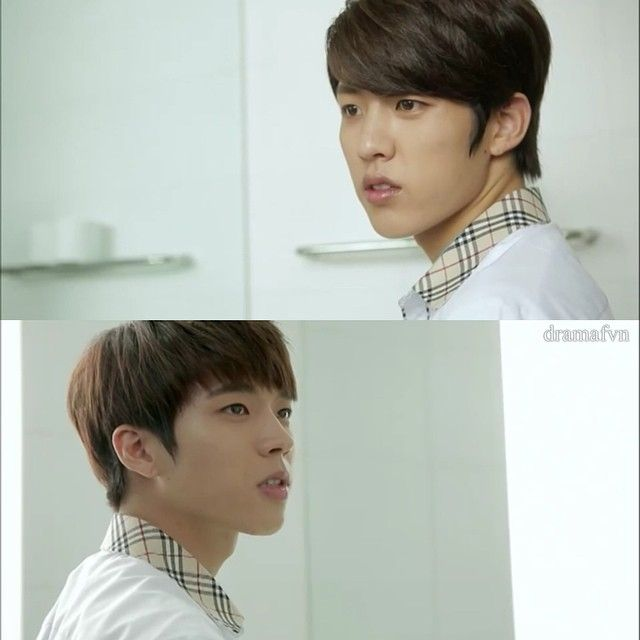 Sungyeol - Woohyun | High School Love On