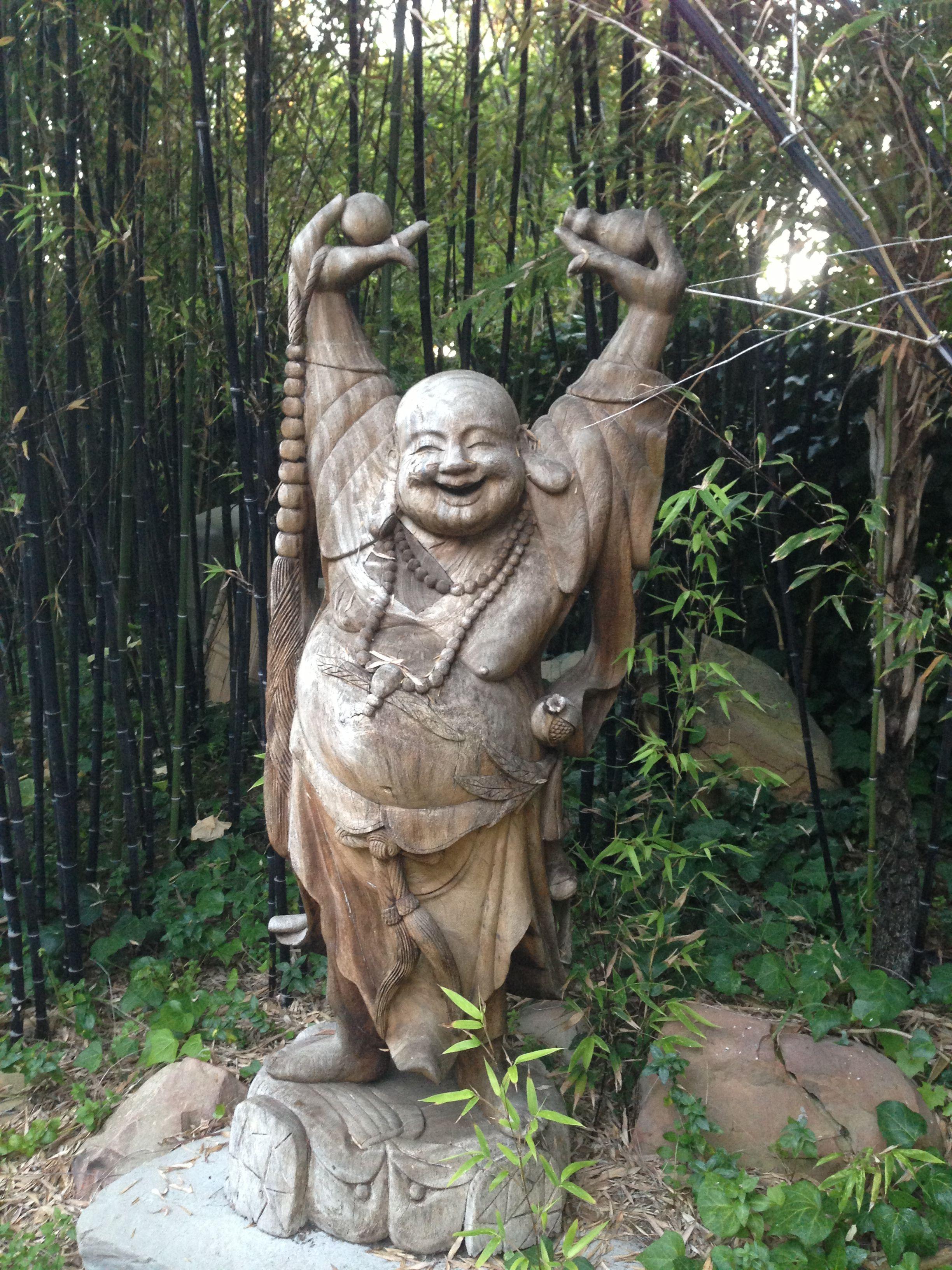 Happy Buddha Buddha Garden Buddha Zen Buddha Statue Garden
