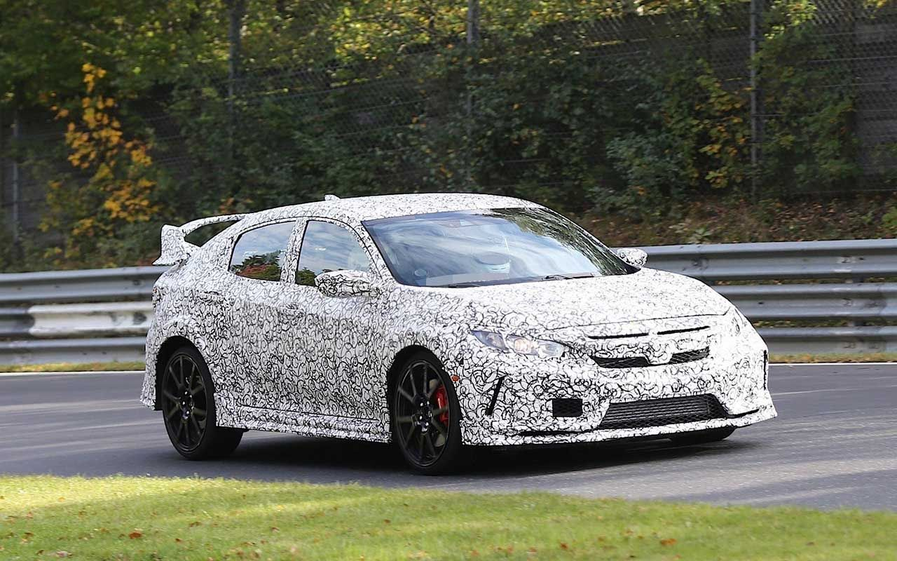 2018 Honda Civic Type R Specs and Performance http//www