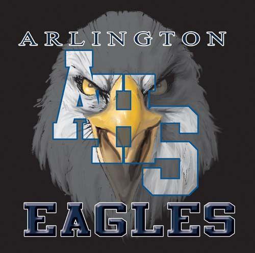 Eagle school spirit shirts | NEW! High School Mascot and Spirit T ...