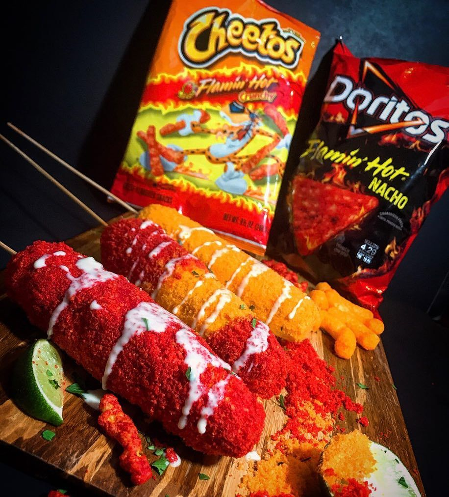 Areeisboujee junk food snacks mexican street food