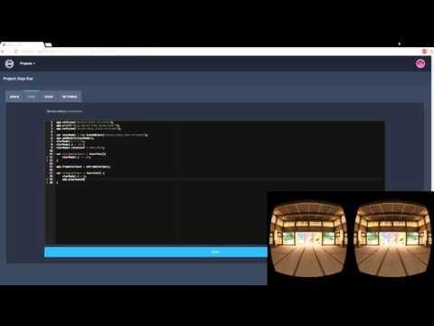 Renderloop - Build VR apps | This is Virtualarama | Mobile