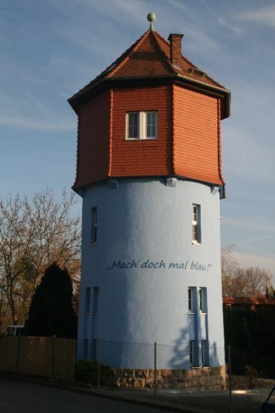 Wasserturm Als Ferienhaus Mieten Bad Sulza Weimar Naumburg Jena Mach Doch Mal Blau In Unserem Schonen Wasse Ferienhaus Wasserturm Ferienhaus Mieten