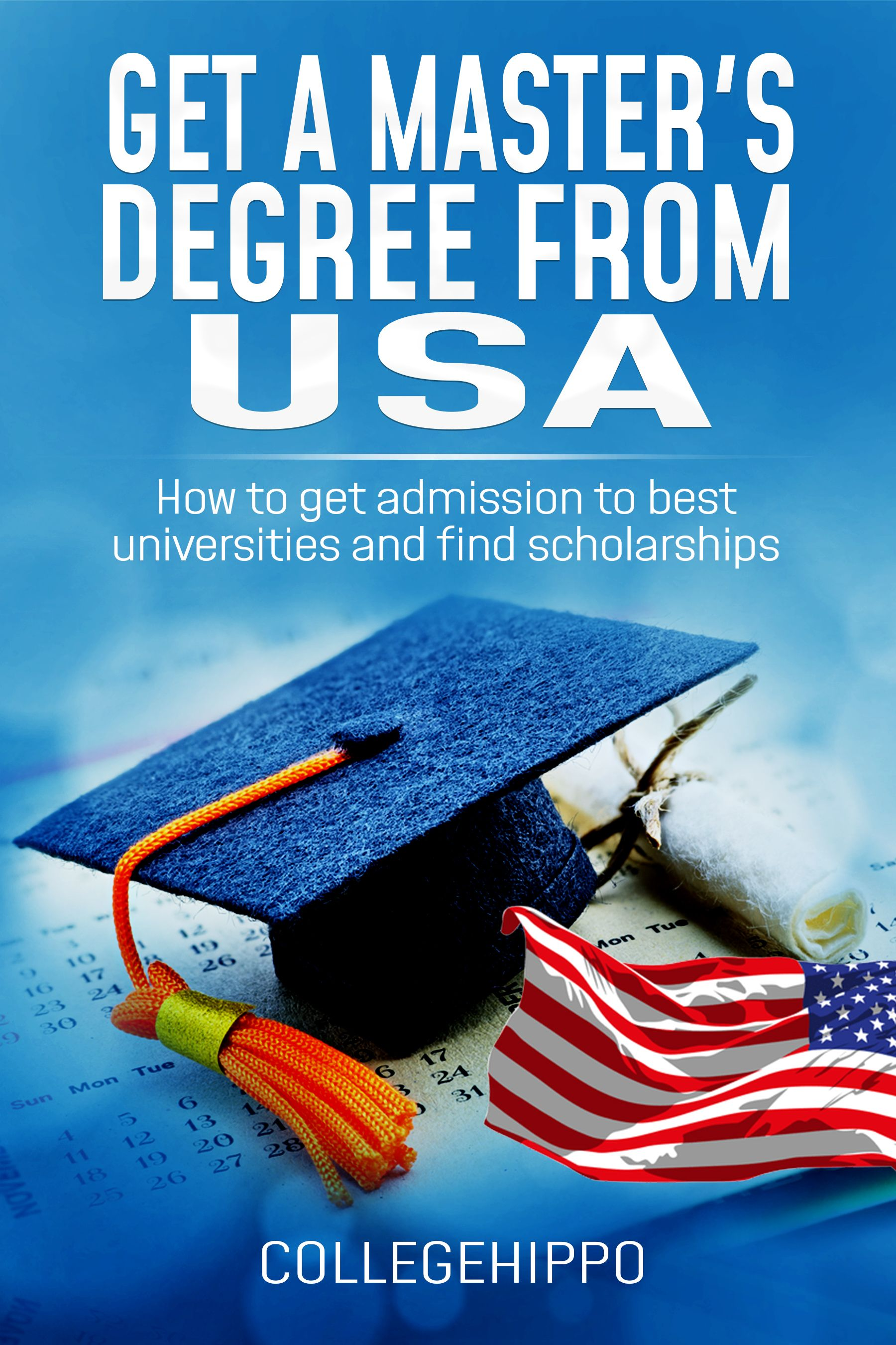 This Book Is For International Students Who Want To Pursue Masters