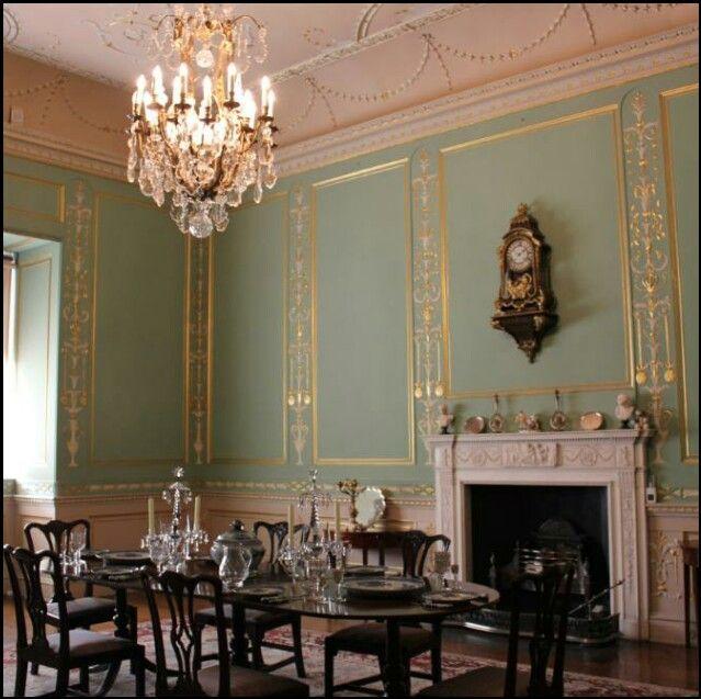 Georgian Dining Room Georgian Interiors Dining Room