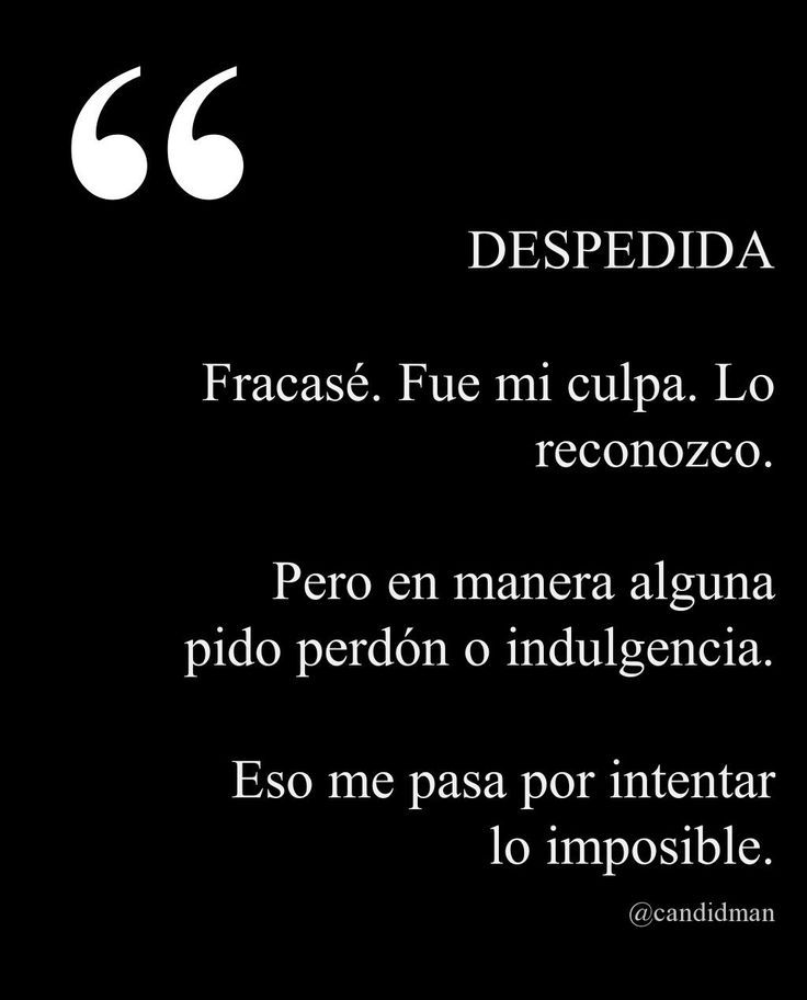 Poemas Tristes Para Un Amor Imposible Frases Love Quotes Quotes