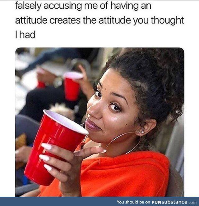 Attitude - FunSubstance