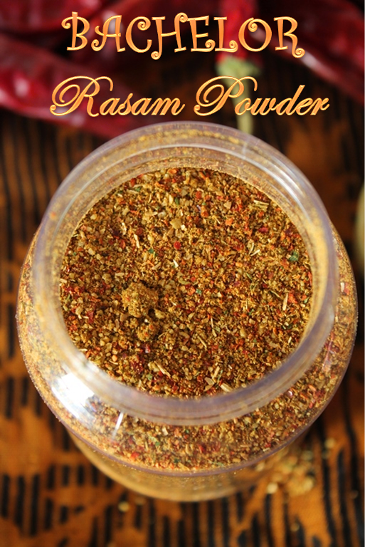 6badb83be7 Rasam powder is one of the most requested recipe in yummy tummy. I dont  usually make rasam powder