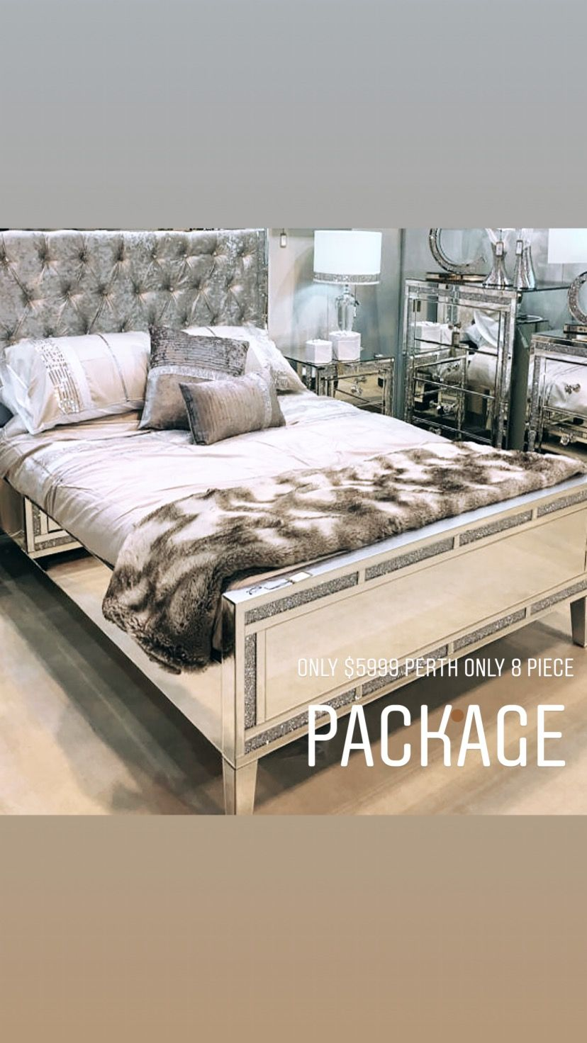 8 999 00 Glitter Package King Bed Number 1 Choice Worldwide