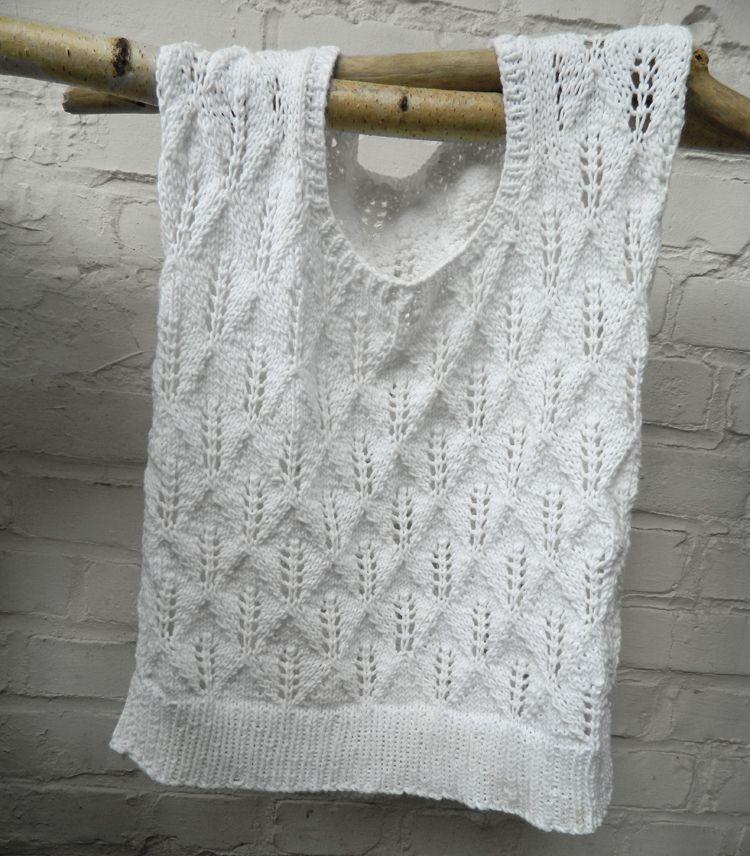 Photo of Uraltes Muster | Frisches Weiß | strick dich glücklich
