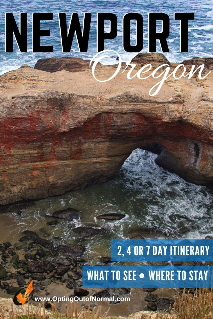 The Top Places to See in Newport, Oregon - Opting Out of Normal