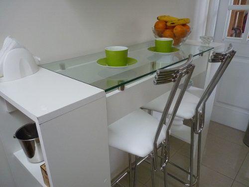 Desayunador divisor de ambientes house kitchen 2 en for Desayunador cocina comedor