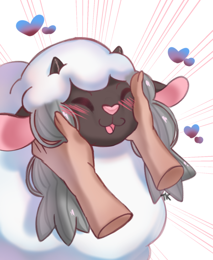Well aren't you Adorable Wooloo in 2020 New pokemon