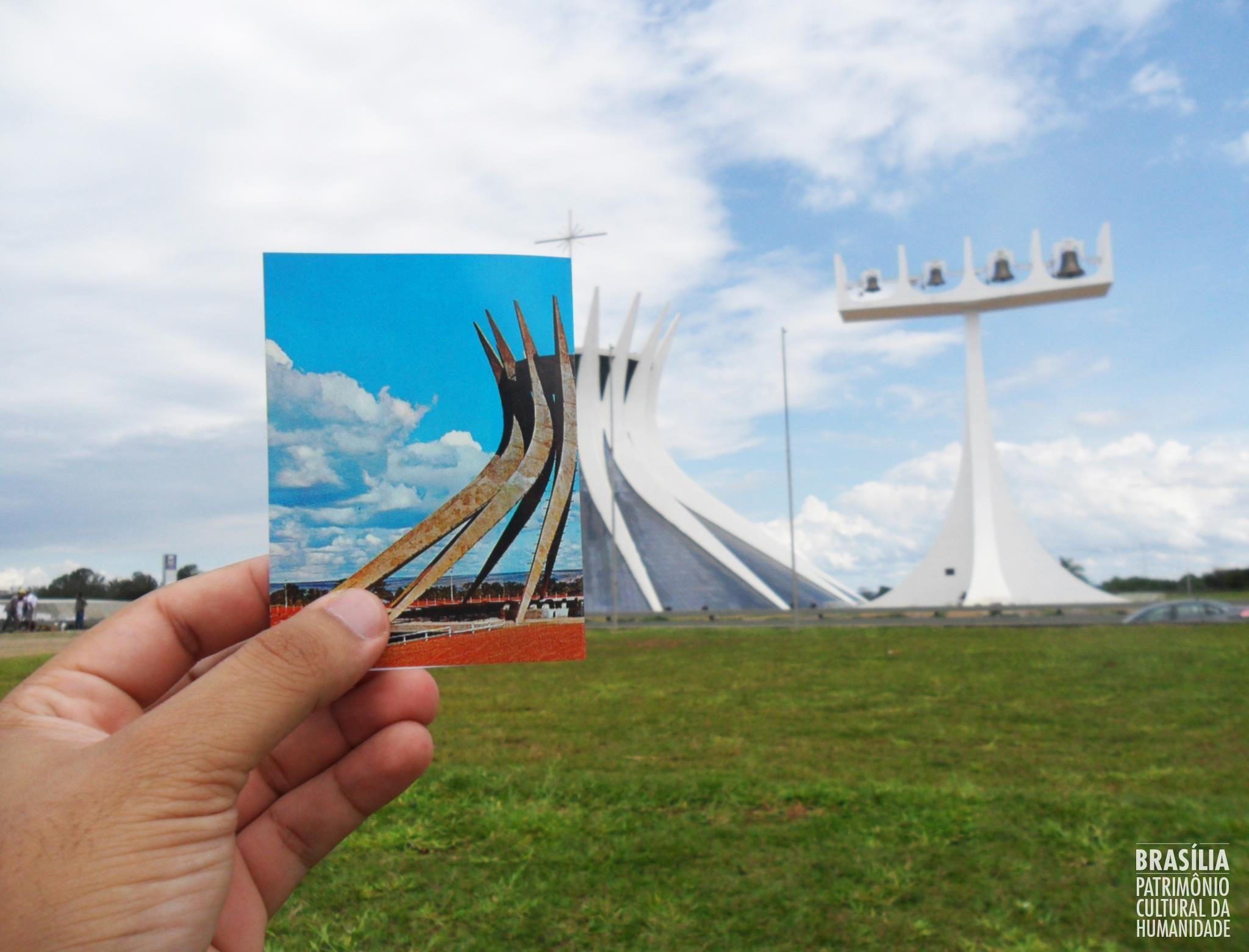 Catedral de Brasília.