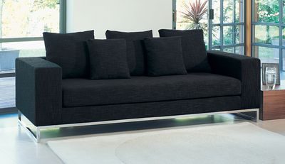 Inspired By Geometric Lines The Baltic Sofa Is A Great Meeting