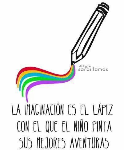 Imaginacion Frases Bonitas Frases De Educacion Y Frases