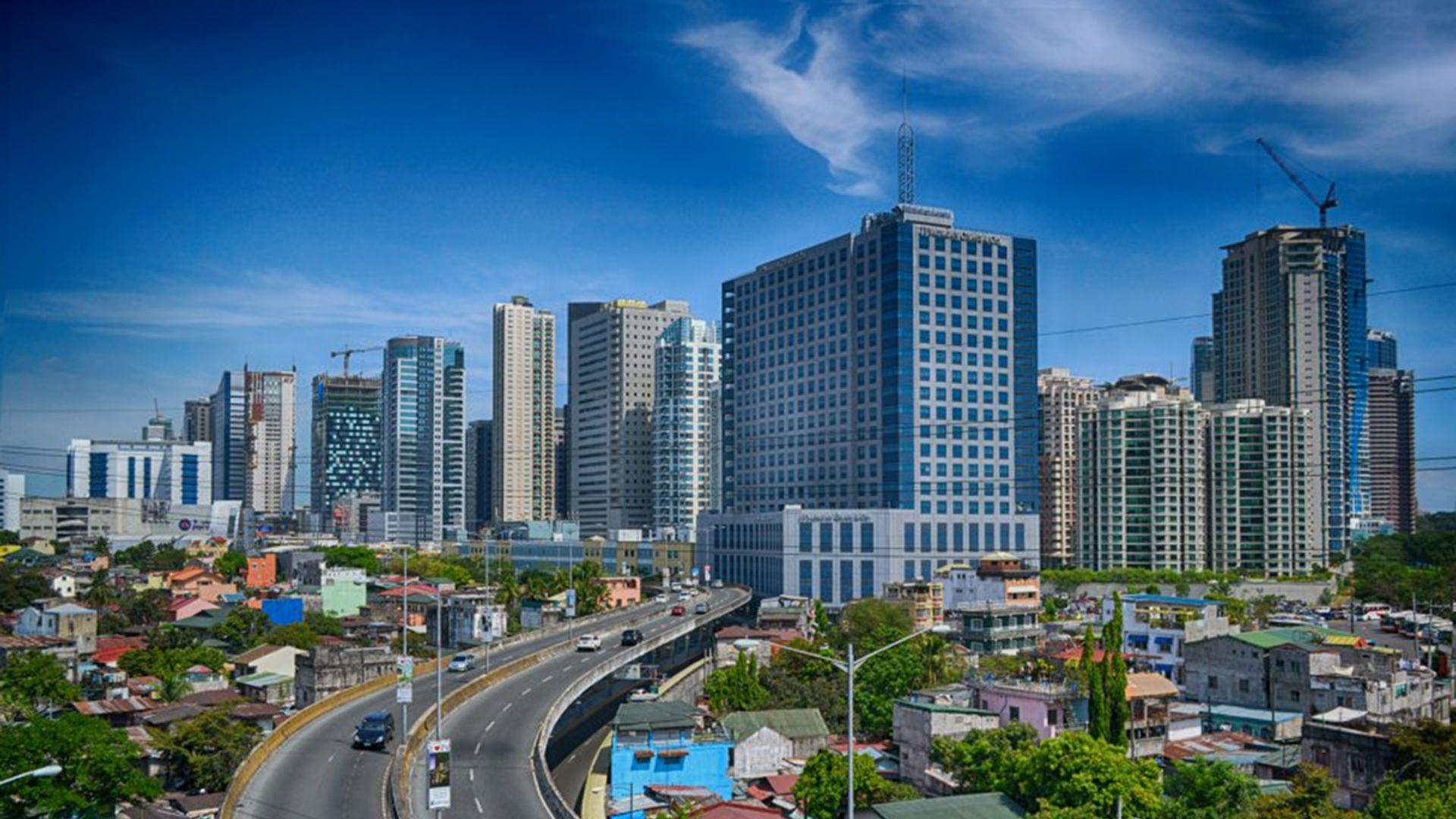 Cebu City Skyline | Cebu Hotels | Cebu city, Cebu, Philippines