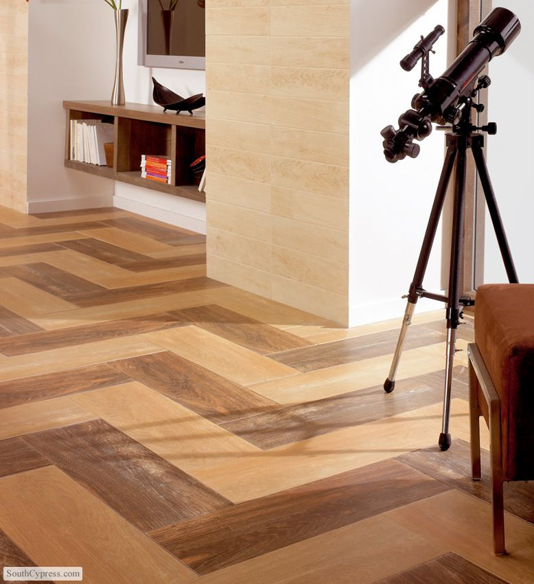 Wood ceramic tile in zig zag pattern | Features - Floors | Pinterest |  Patterns, Chevron patterns and Tile - Wood Ceramic Tile In Zig Zag Pattern Features - Floors