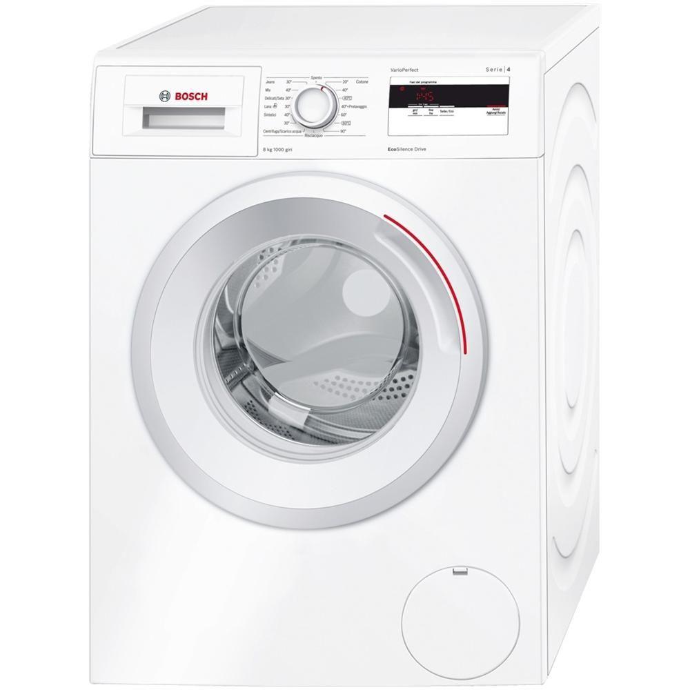 Top 5 lavatrici Bosch 8 kg recensioni, offerte, scegli la